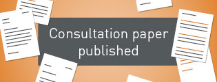 Consultation paper published